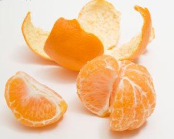 Запах мандарин